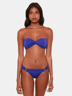 Bromelia Swimwear Adeline Bikini Bottoms - Tropical Cobalt