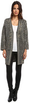 M Missoni Lurex Spacedye Slub Coat