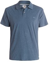 Quiksilver Men's Life Outside Short Sleeve Polo Shirt
