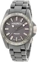 Haurex Italy Men's Aston Ceramic Watch G7366UGG