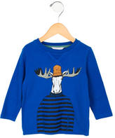 Little Marc Jacobs Boys' Printed Crew Neck Shirt w/ Tags