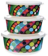 French Bull Storage Containers (Set of 3)