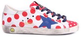 Golden Goose Deluxe Brand Superstar Polka Dot Sneakers