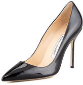 Manolo Blahnik BB Patent 105mm Pump
