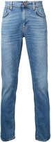 Nudie Jeans Lean Dean slim-fit jeans - men - Cotton/Spandex/Elastane - 30/32