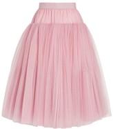 Dolce & Gabbana Layered Tulle Skirt