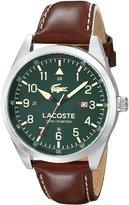 Lacoste Men's 2010781 Montreal Analog Display Japanese Quartz Watch