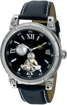 Nemesis Men's M087K Collection Mechanical Sun and Moon Watch