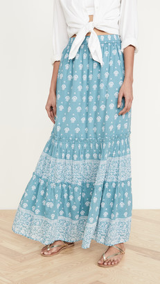 Roller Rabbit Tashi Border Olianna Skirt