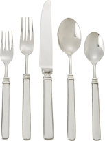 Match Pewter Five-Piece Gabriella Place Setting