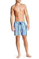 Mr.Swim Mr. Swim Striped Volley Trunk