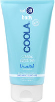 Coola Classic sunscreen Body SPF 30 unscented 148ml