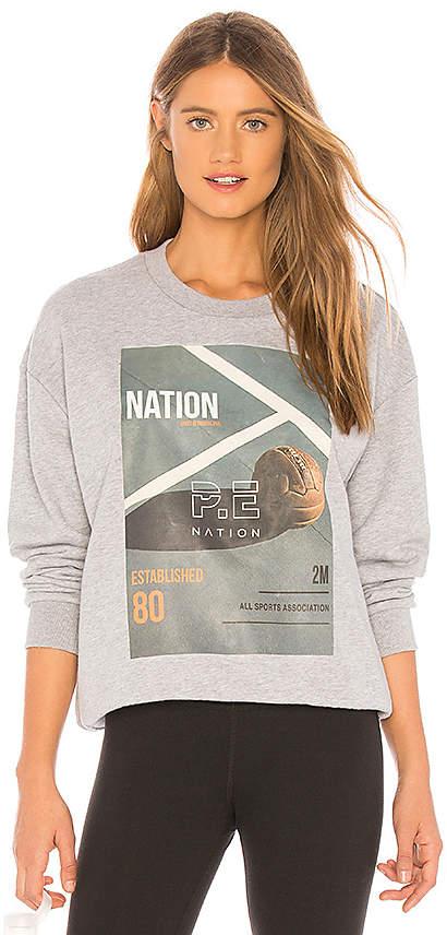 P.E Nation Bradball Sweatshirt