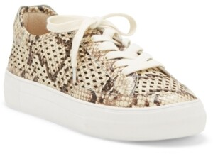 Vince Camuto Karshey Lace-Up Platform Sneakers Women's Shoes