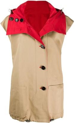 Marni Sleeveless Trench Coat