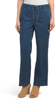 Jamie Relaxed Ankle Jeans