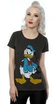 Disney Women's Angry Donald Duck T-Shirt