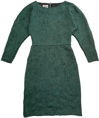 Baum und Pferdgarten Green Polyester Dresses