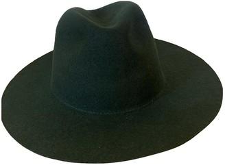 Etudes Studio Khaki Wool Hats