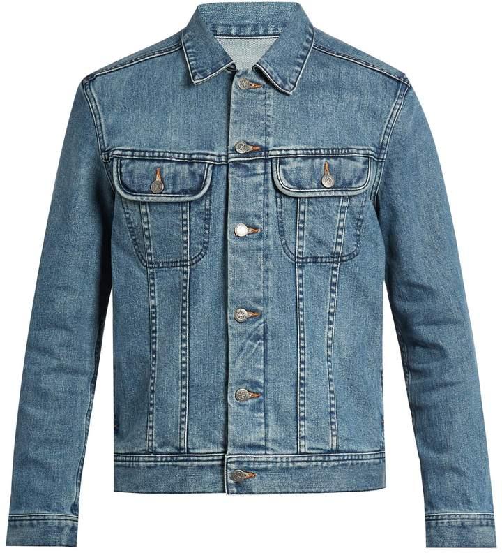 A.P.C. Veste Jean US denim jacket
