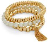 Vera Bradley Mod Elegance Tassel Bracelet