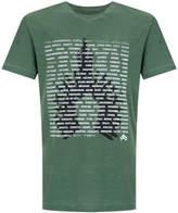 OSKLEN indian tribes print T-shirt