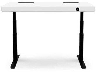 Wilner Electric Ergonomic and Fully Height Adjustable Standing Desk Symple Stuff