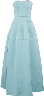 J. Mendel J.mendel Strapless Silk-faille Gown