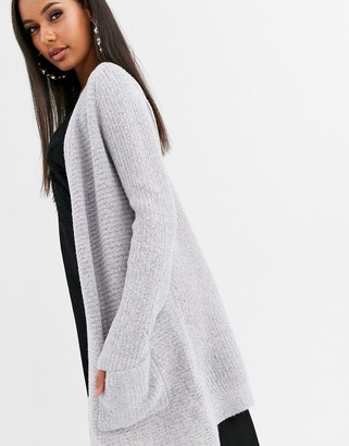 Lipsy open cardigan-Grey