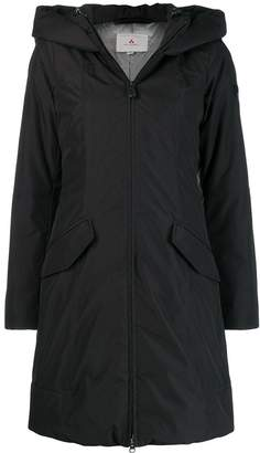 Peuterey hooded coat