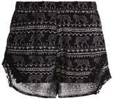 Even&Odd Shorts black/white