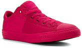 Converse Girls' Chuck Taylor Madison Sneaker Pre/Grade School
