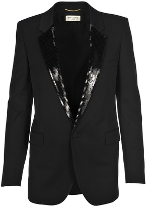 Saint Laurent Tailored Blazer