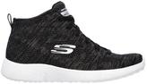 Skechers Burst - Divergent 12730 Black/White Sneaker
