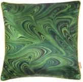 Susi Bellamy Malachite Pillow