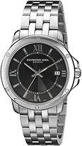 Raymond Weil Men's 5591-ST-20001 Tango Analog Display Swiss Quartz Silver Watch