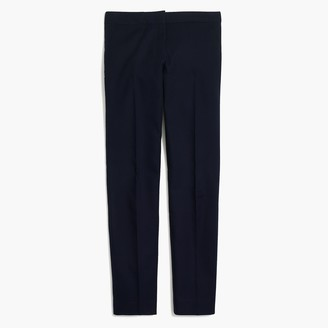 J.Crew Petite cotton suiting pant
