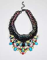 Aldo Tropical Bright Statement Necklace