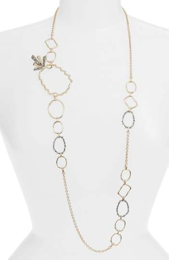 Alexis Bittar Pineapple Link Necklace