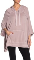 Free People Fp Movement Squared Up Knit Poncho