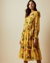 Ted Baker Savanna Long Sleeved Dress