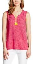 Tommy Hilfiger Women's Emma Round NK Top NS Vest