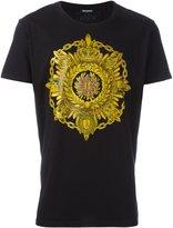 Balmain 'Blazon' T-shirt - men - Cotton - S