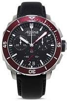 Alpina Seastrong Diver 300 Quartz Chronograph, 44mm