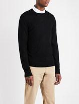 Michael Kors Crewneck merino-wool jumper