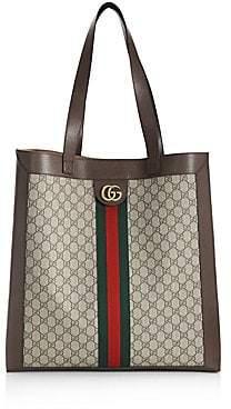 Gucci Women's Supreme Large Shopper Tote & Pouch