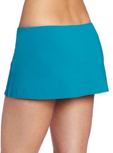 Jantzen Women's Wild Side Solid Skirted Swimsuit Bottom