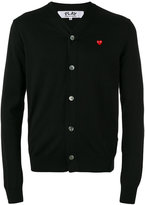Comme des Garcons lightweight cardigan - men - Cotton - L