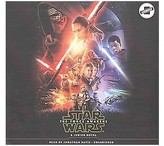 Star Wars The Force Awakens : Library Edition (Unabridged) (CD/Spoken Word) (Michael Kogge)