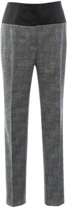 Christian Dior Grey Wool Trousers